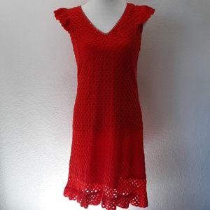 Dress, Sharagano, size 10